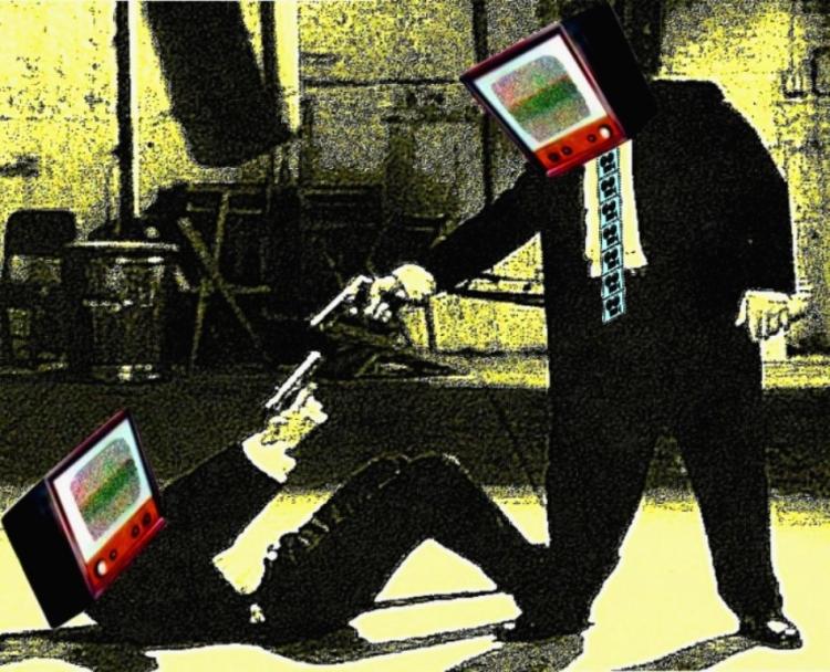 Arte Digital/T.V VS T.V