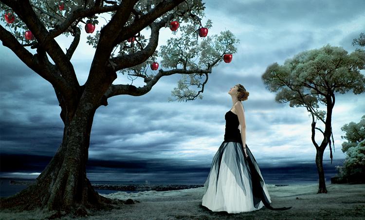 Arte Digital/Apple Tree