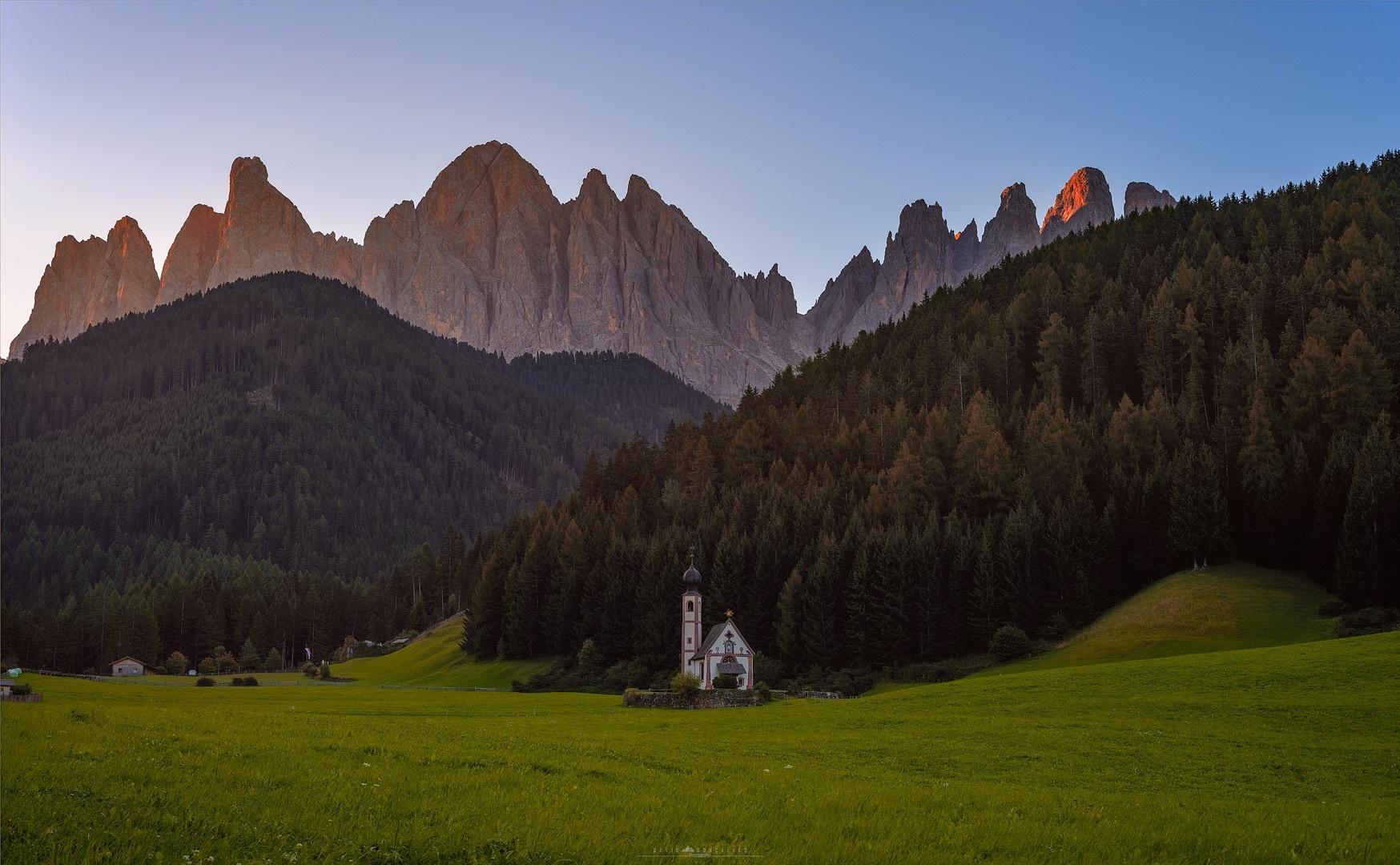 Paisagem Natural/Chiesetta di San Giovanni