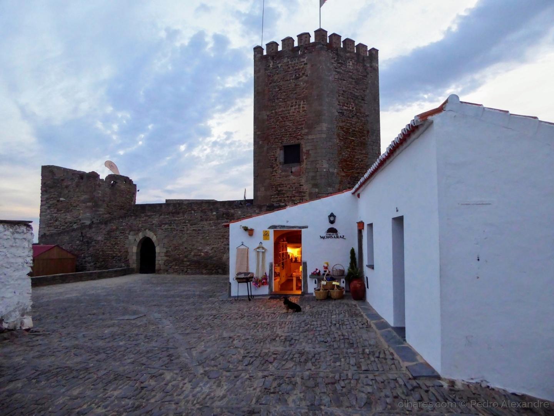 História/Torre do Castelo de Monsaraz