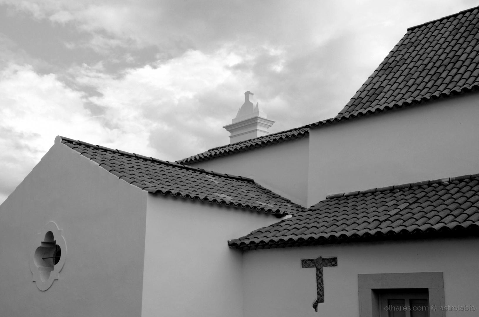 História/Tavira...geometrias nos telhados