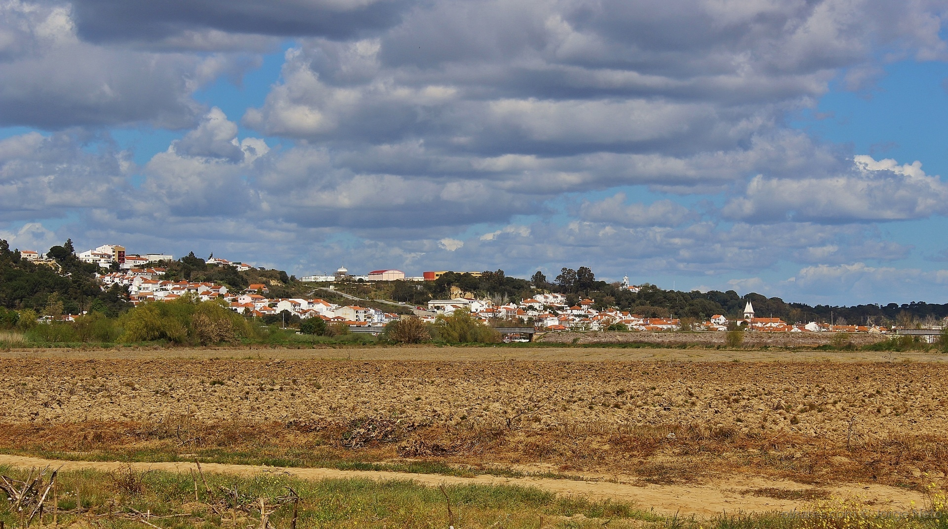 Paisagem Urbana/Vista sobre Coruche