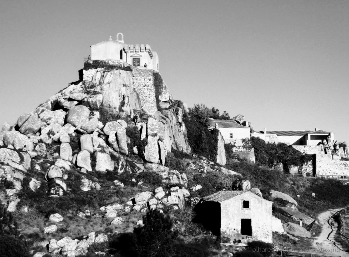 História/E lá no alto o Santuário da Peninha