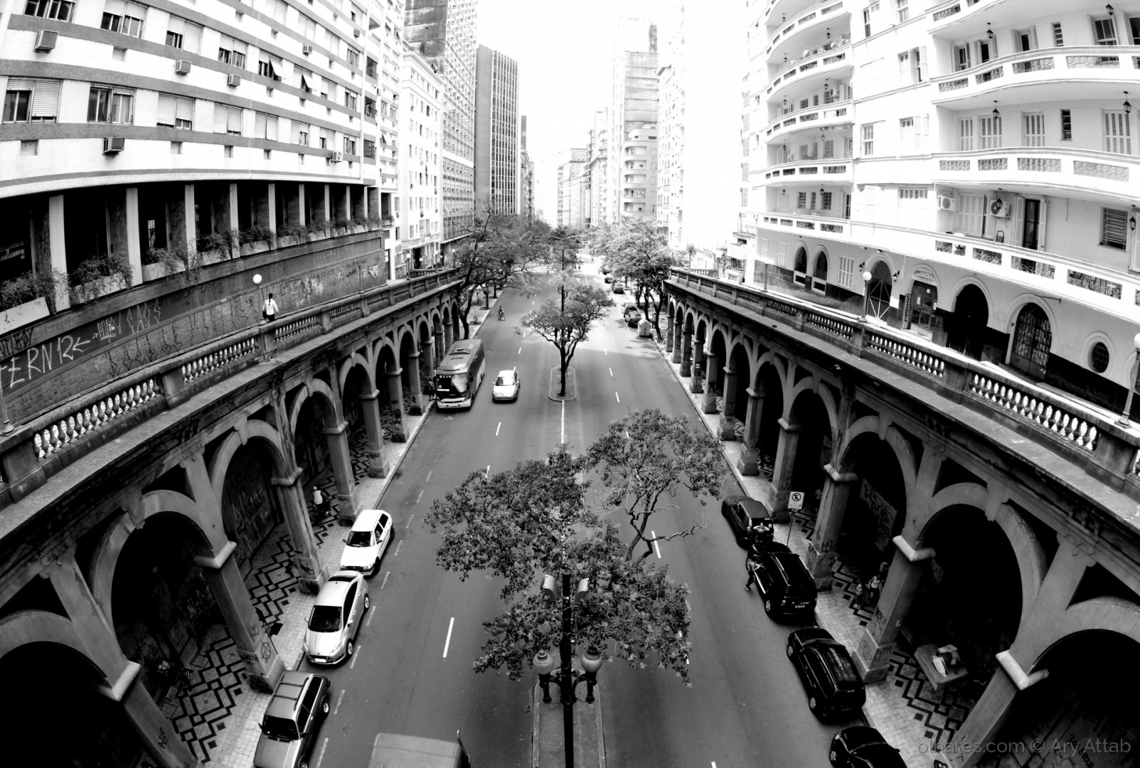 Paisagem Urbana/Arcos da Borges