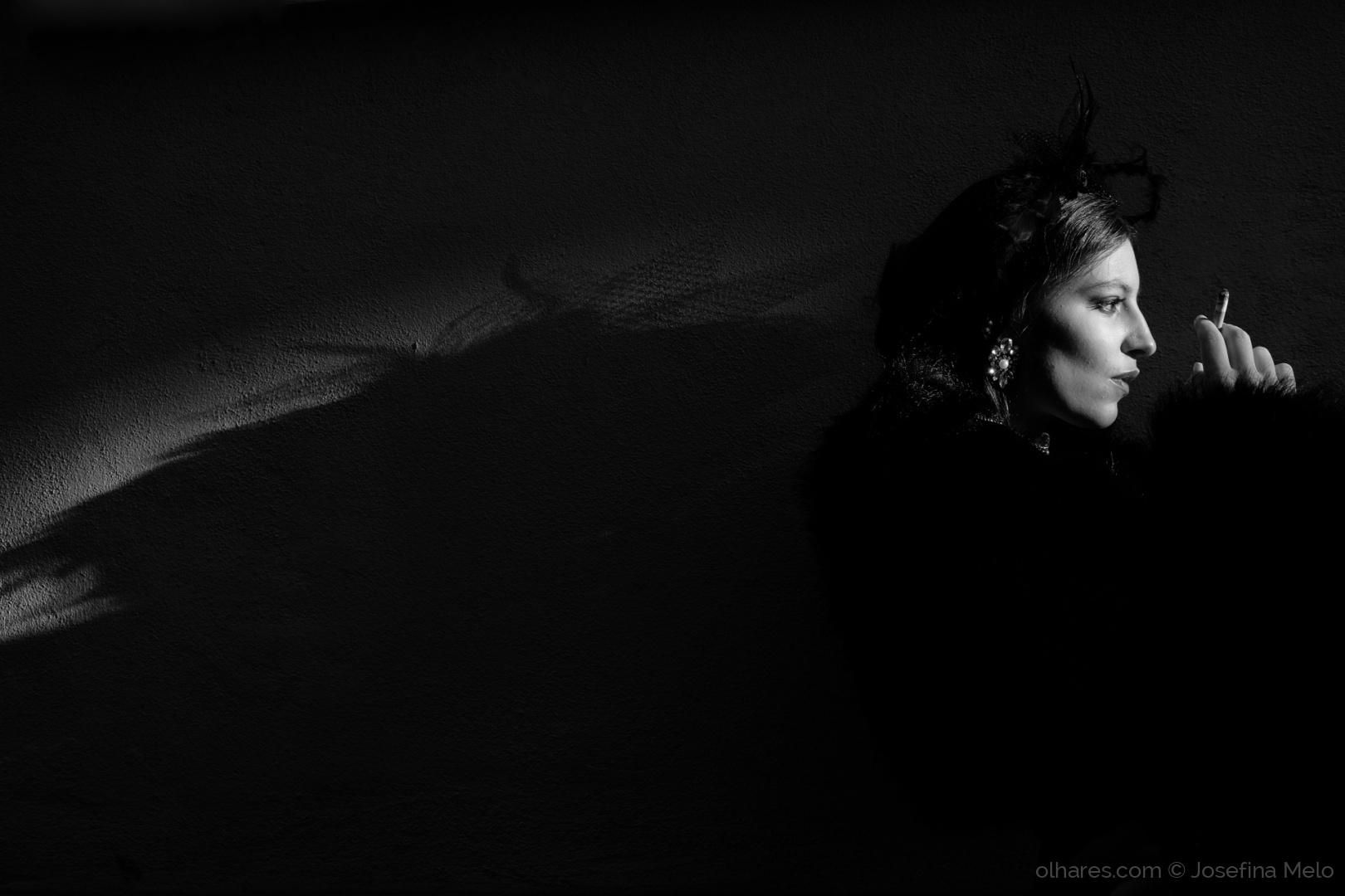 Retratos/da solidão e outros demónios