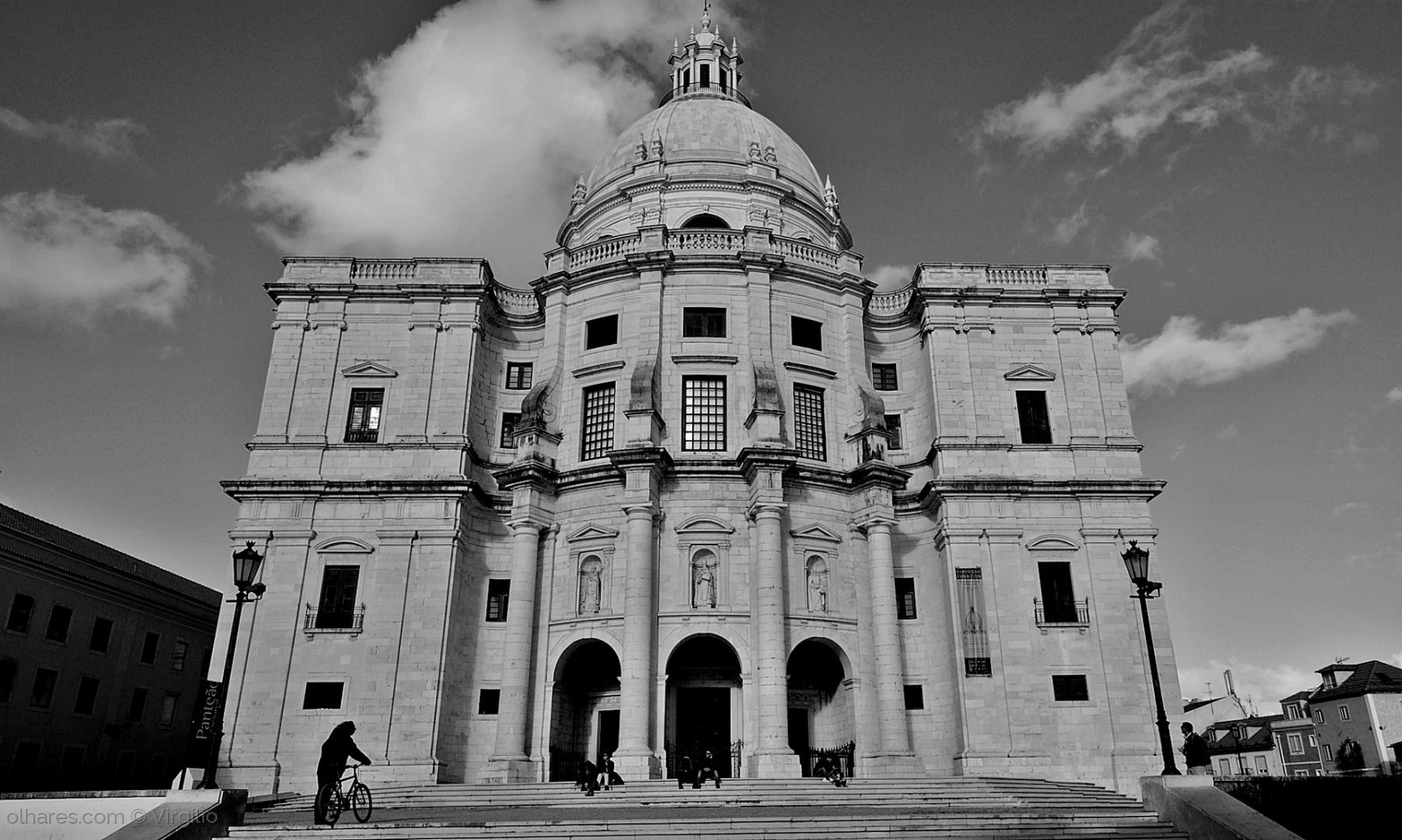 História/Panteão Nacional...