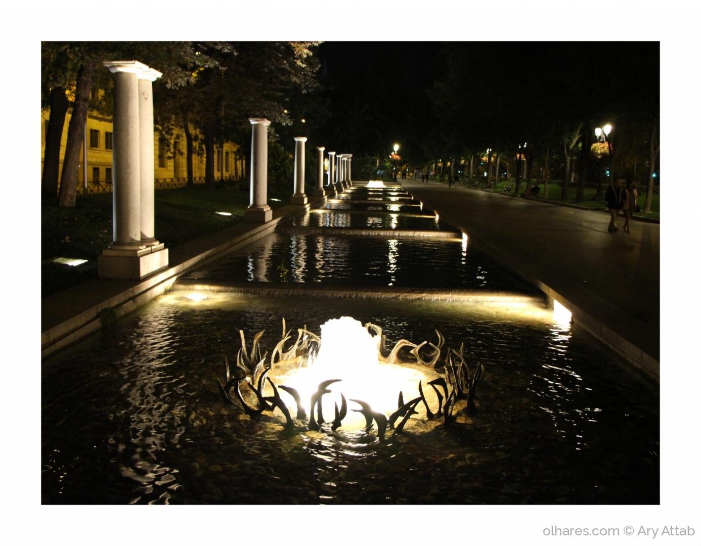 Paisagem Urbana/Luzes da Noite