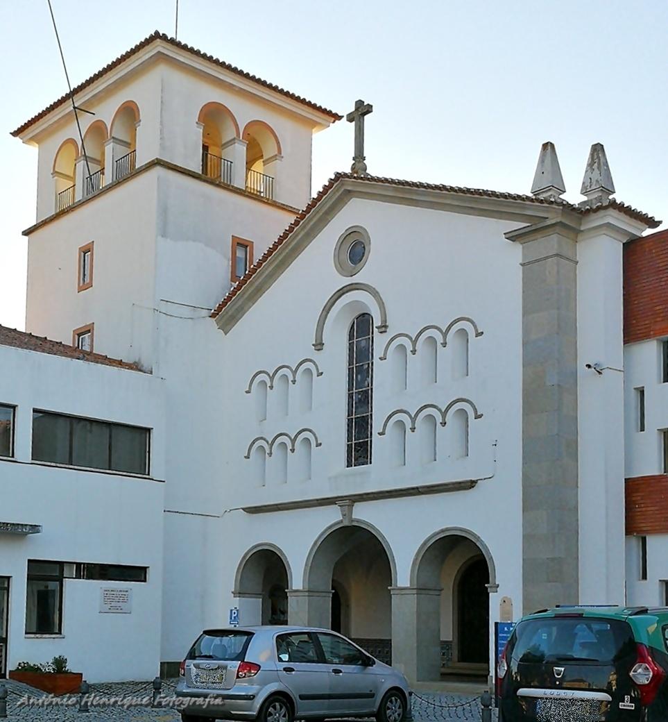 Paisagem Urbana/ Capela do hospital pediátrico de S. João de Deus