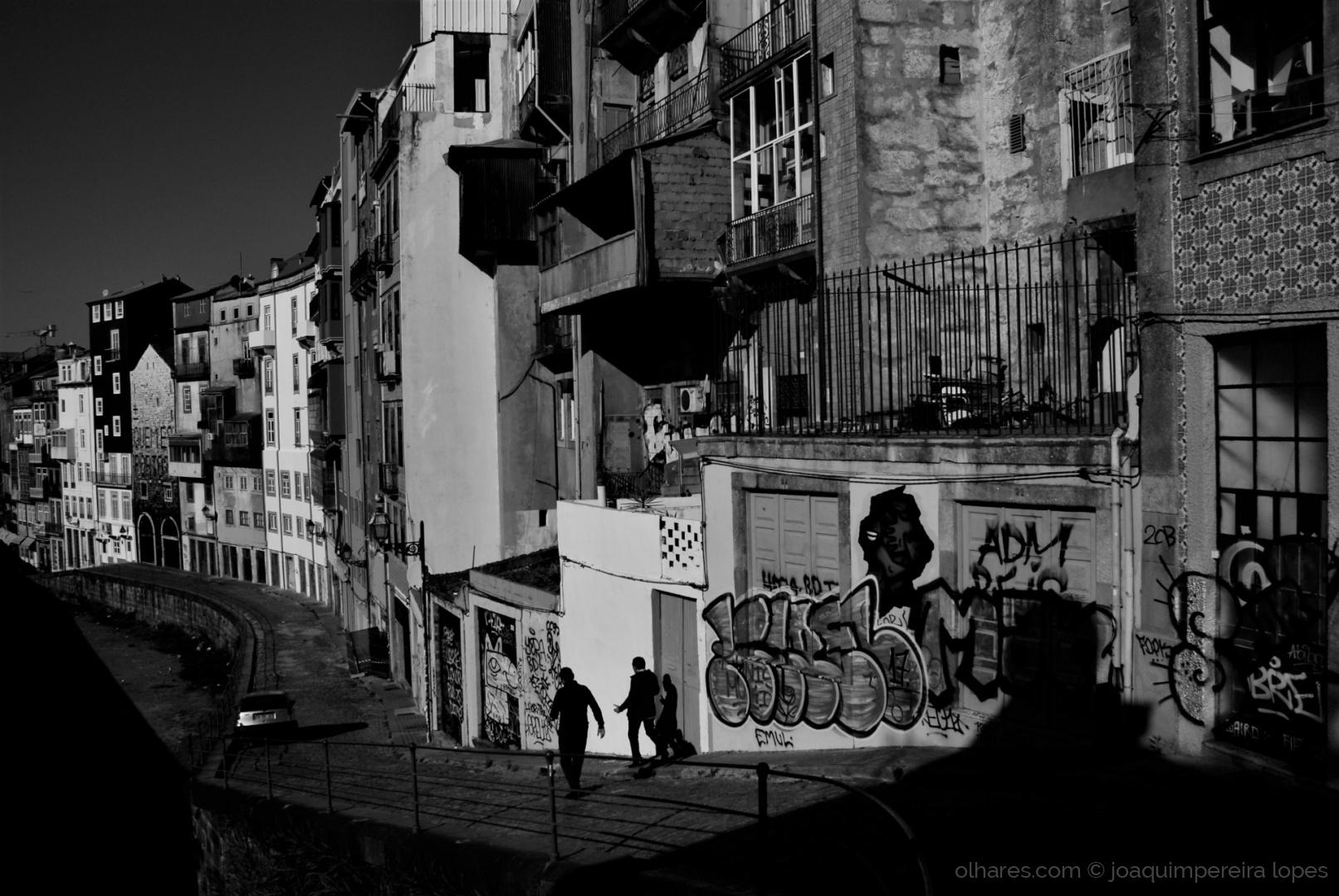 Paisagem Urbana/...Rua da Madeira...