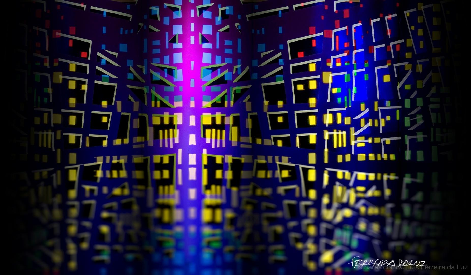 Outros/Digital night city
