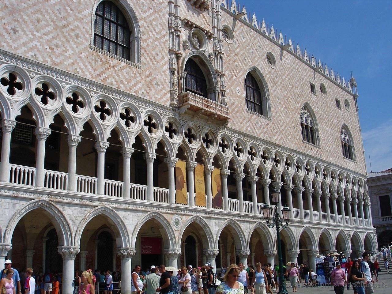 Paisagem Urbana/Palácio do Doge (Veneza)