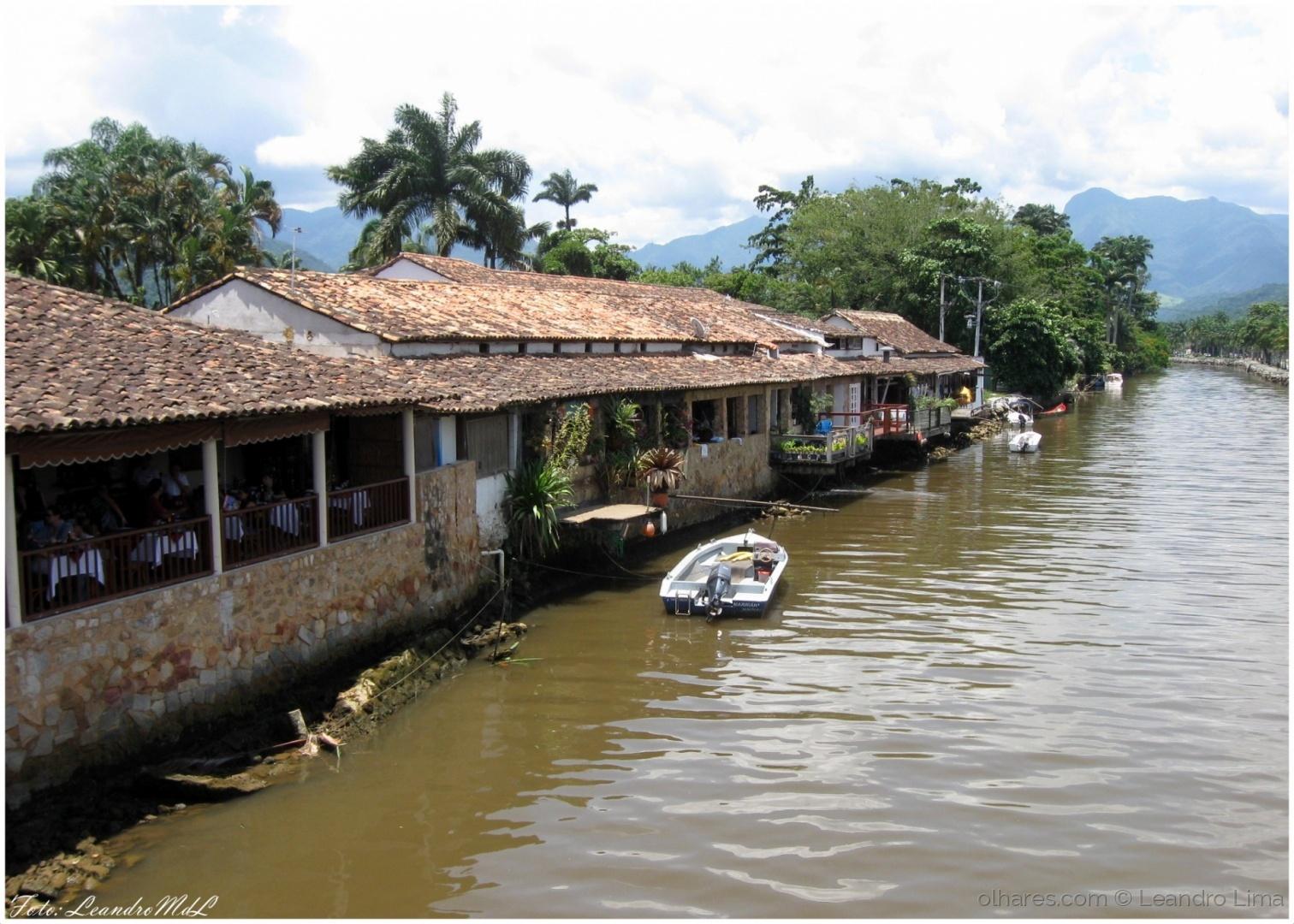 Paisagem Natural/Rio Perequê-Açu em Paraty-RJ (ler)