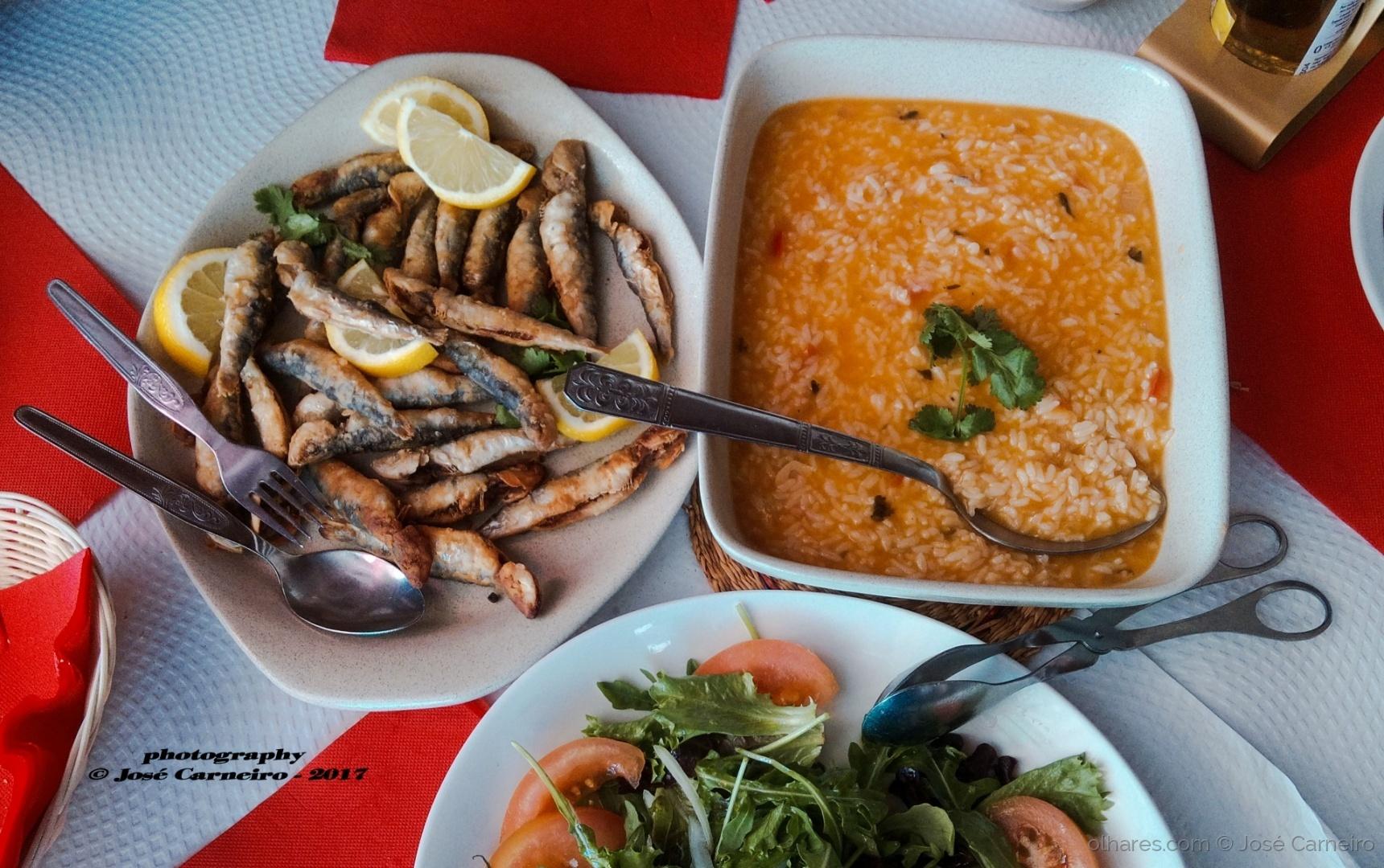 """Gastronomia/"""" DIETA MEDITERRÂNICA ... petingas """" II (Ler)"""