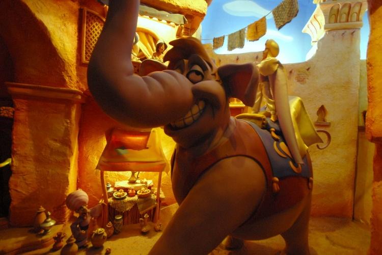 Outros/Elefante do Aladino