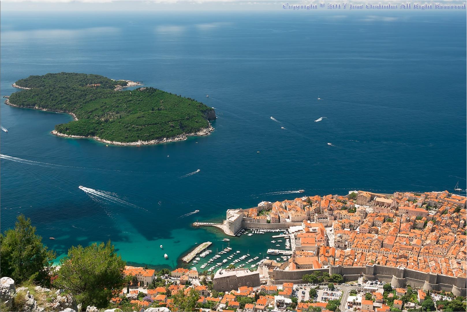 Paisagem Natural/Dubrovnik (Bom Ano)