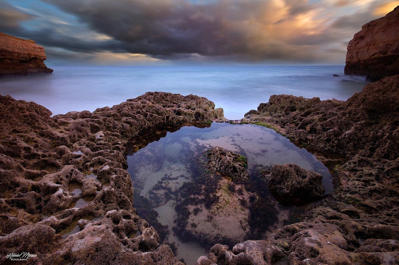 Paisagem Natural/O olho do Mar