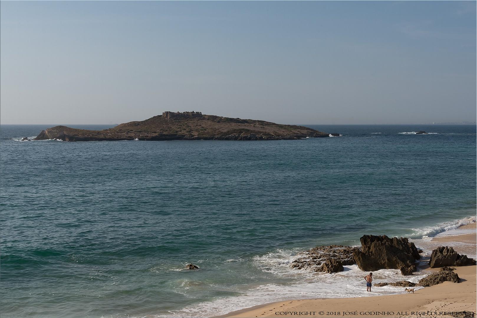Paisagem Natural/Ilha do Pessegueiro