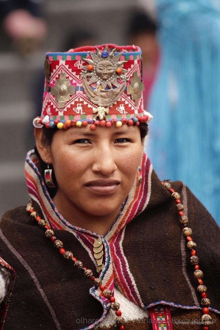 Retratos/Faces da Bolivia.