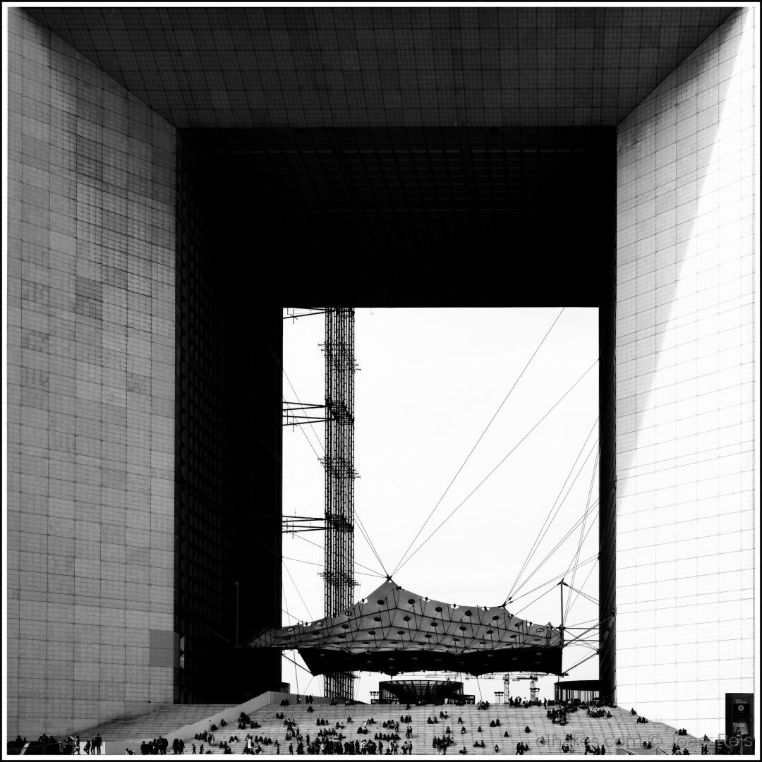 Paisagem Urbana/A Grande Arca