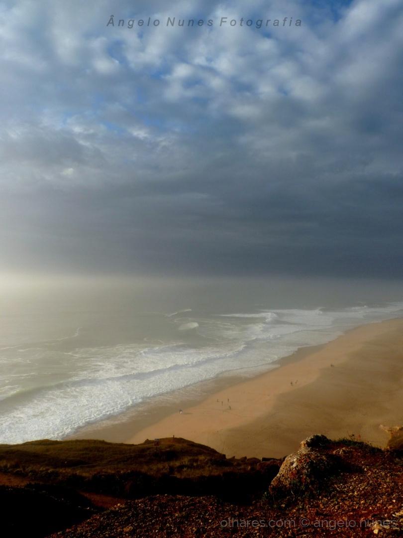 Paisagem Natural/Onde o Céu e o Mar se confundem...