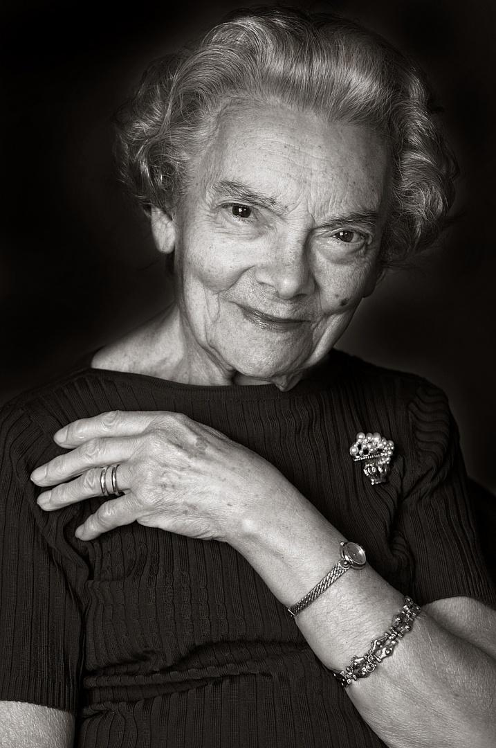 Retratos/Retrato da minha doce mãe (Ler p.f)