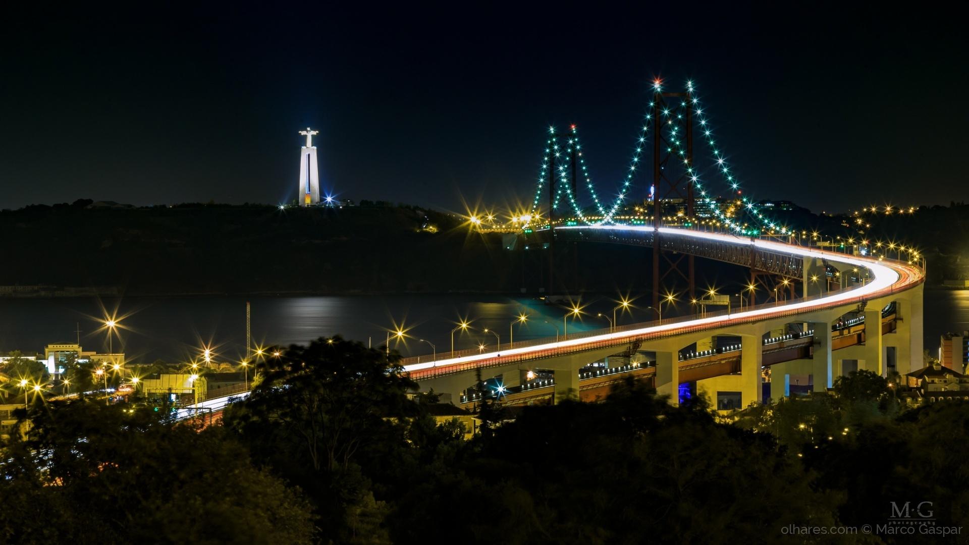 Paisagem Urbana/Pont(os) de luz....