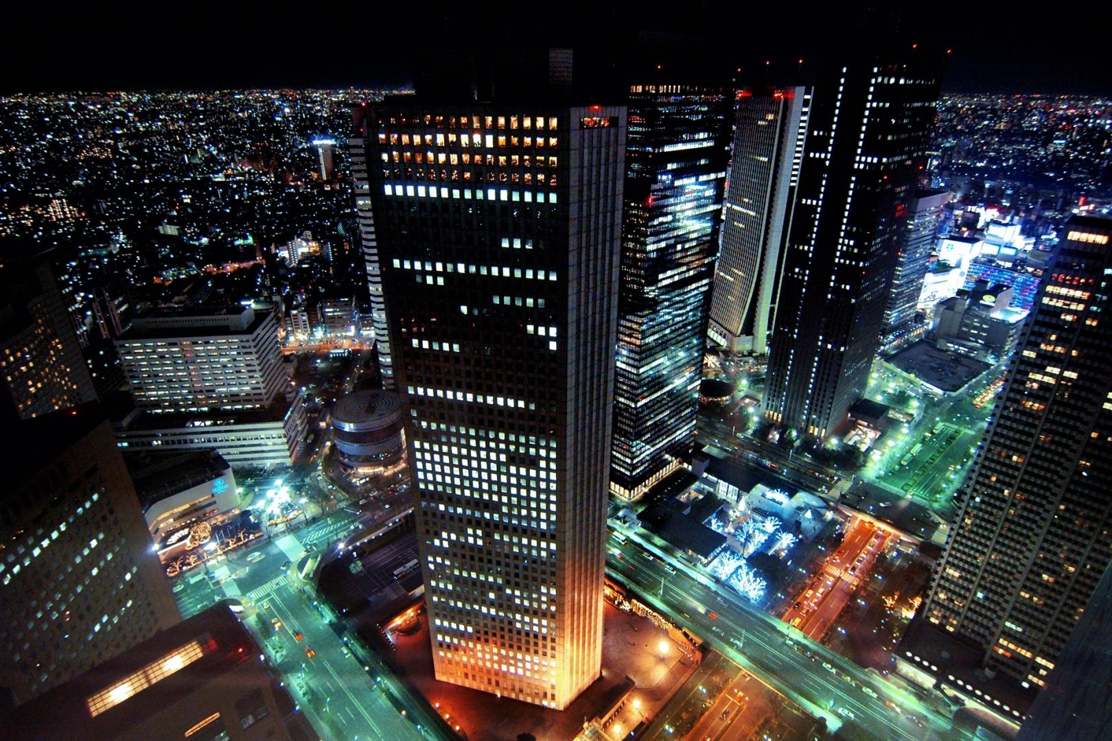 Paisagem Urbana/Shinjuku