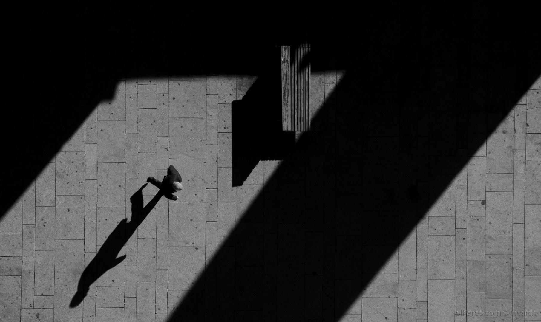 Abstrato/'' Sombra da Existência '' (2)