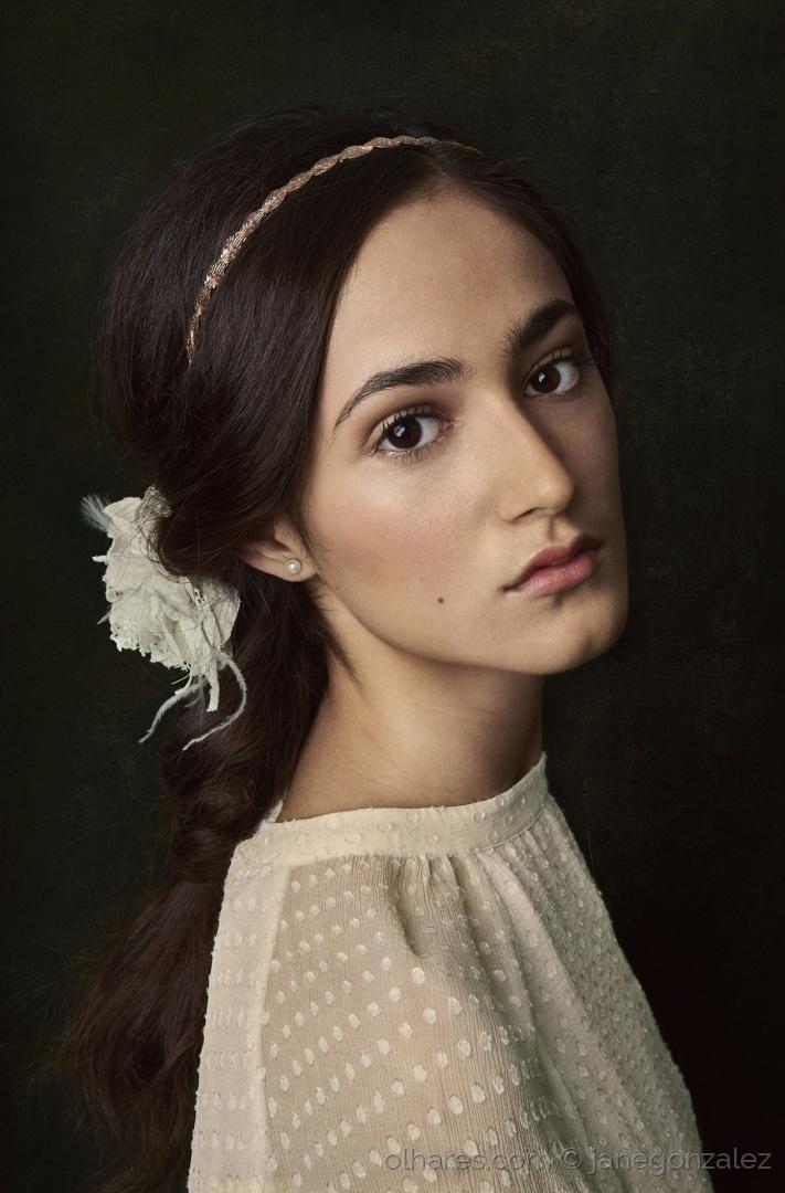 Retratos/A jovem Cassiopeia.
