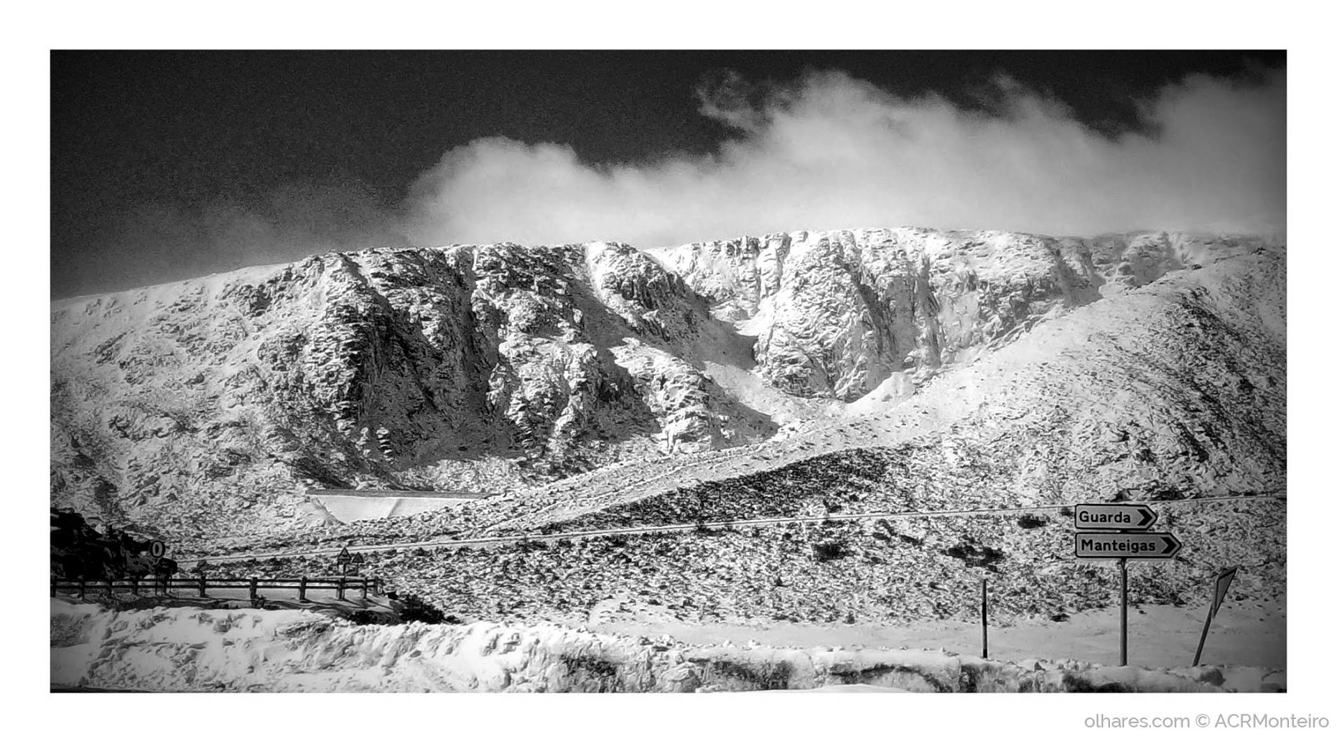 Paisagem Natural/Grande nevada.