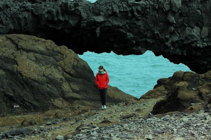 Paisagem Natural/Olho verde do mar