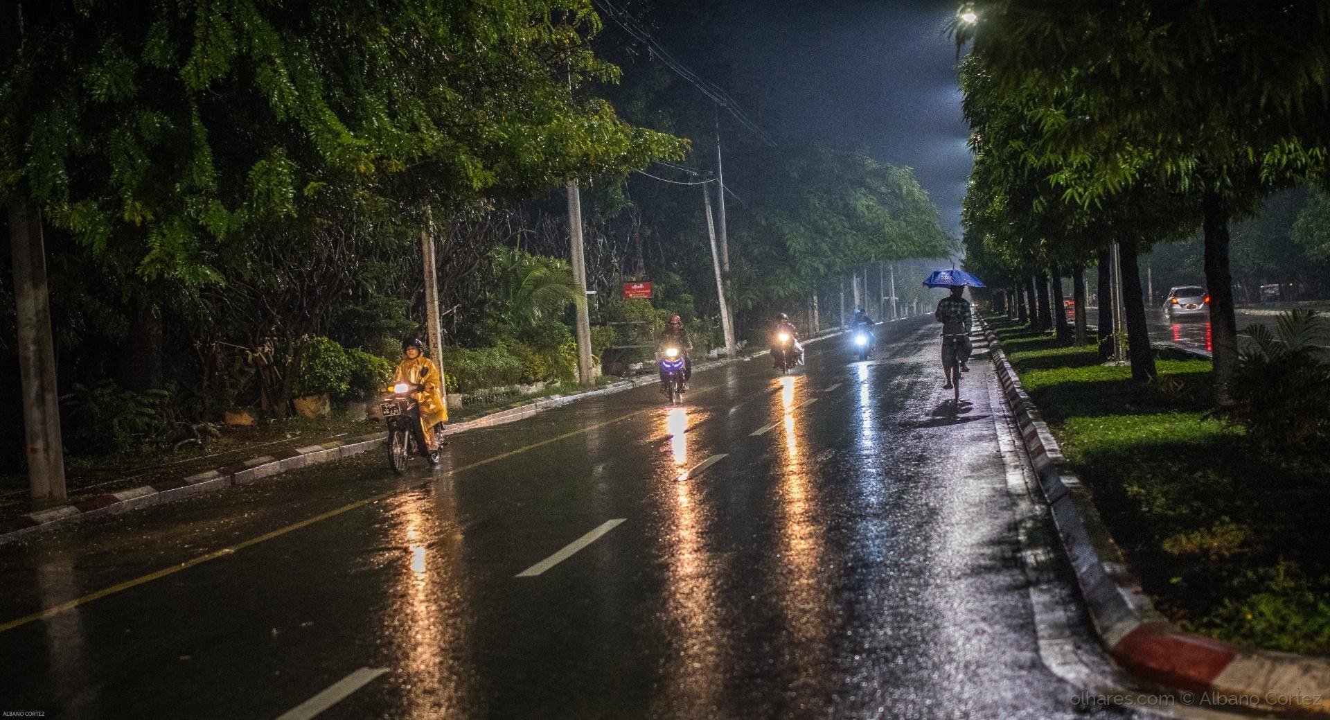 Paisagem Urbana/Rainy days.