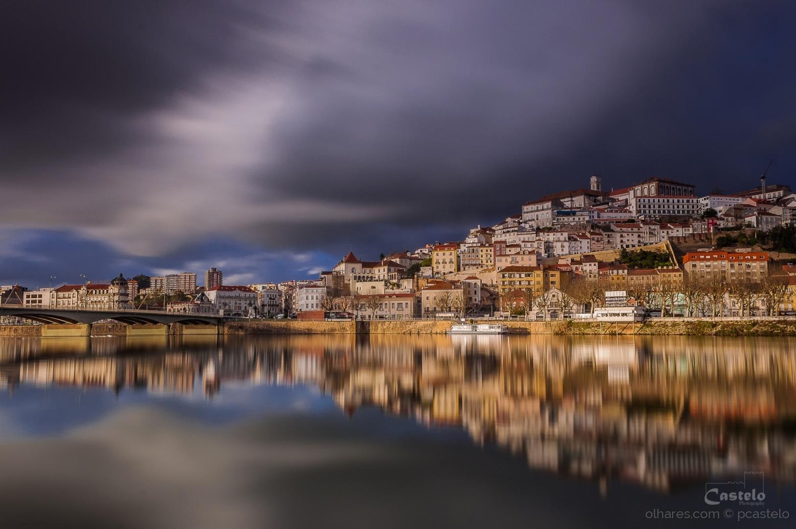 Paisagem Natural/Coimbra dos espelhos