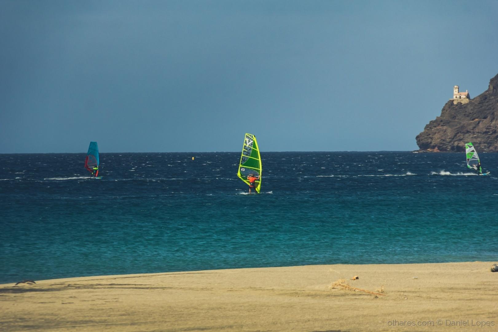 Desporto e Ação/Windsurf em São Pedro