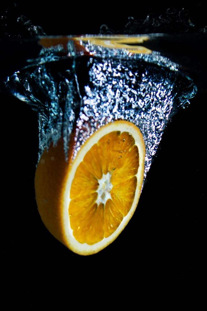 Abstrato/Vitamina C para todos