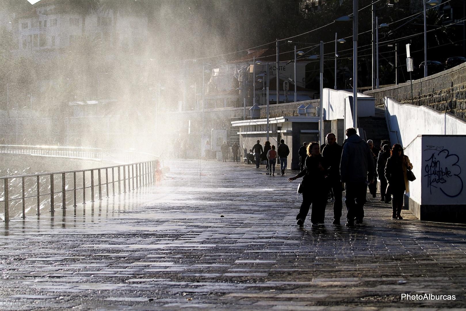 Gentes e Locais/Hora do Banho...no Estoril