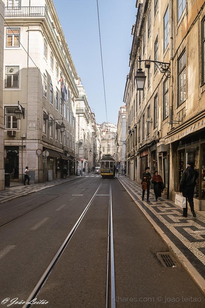 Paisagem Urbana/Por Lisboa