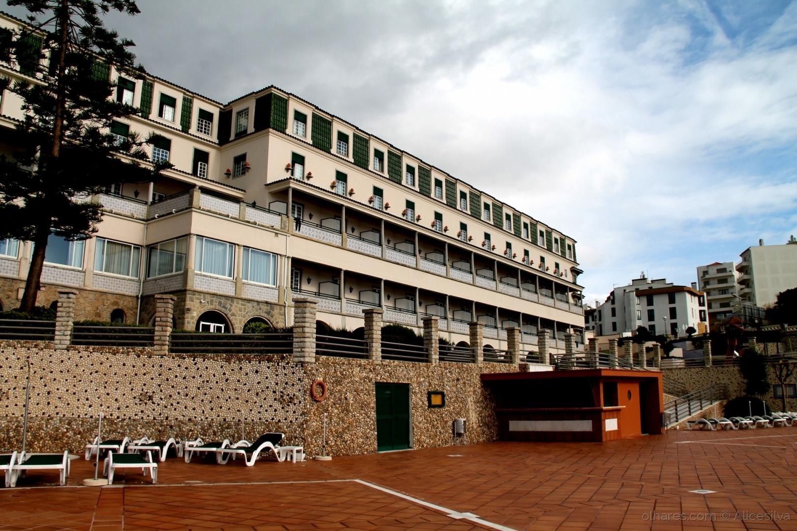 Paisagem Urbana/Hotel Vila Galé...............