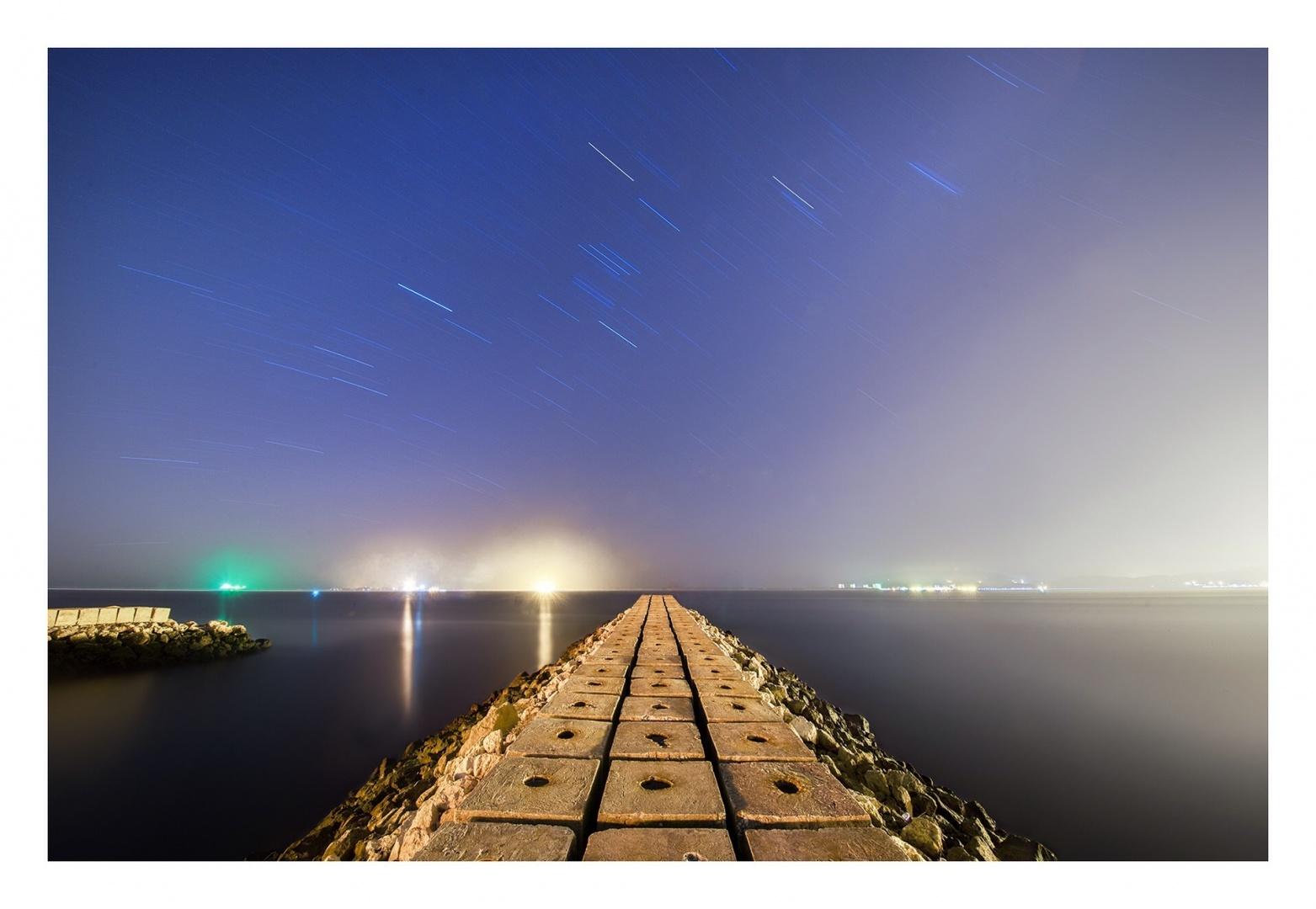 Paisagem Natural/Chuva de estrelas