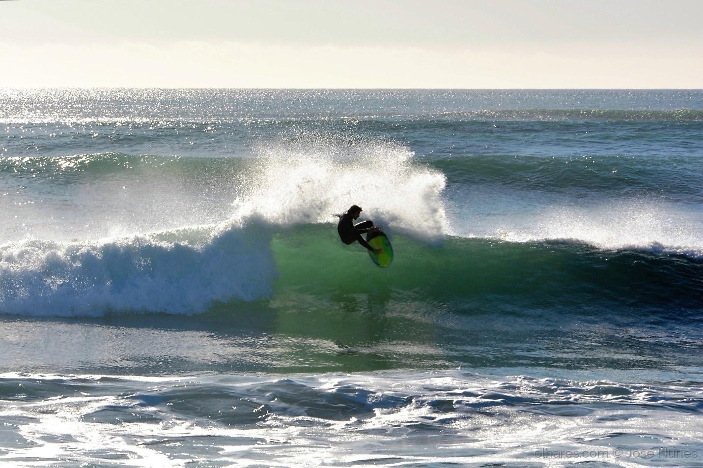 Desporto e Ação/Na crista da onda