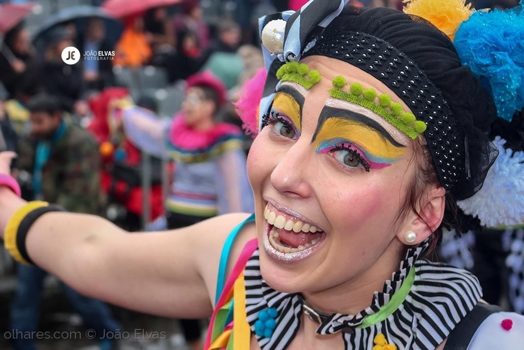 Espetáculos/A festa já começou. Carnaval de Ovar!