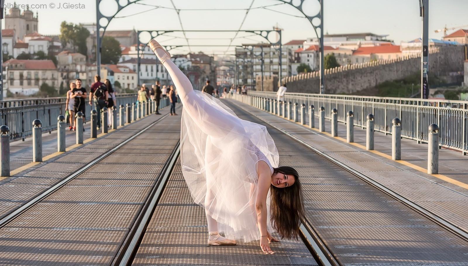 Espetáculos/Olha o metro ...