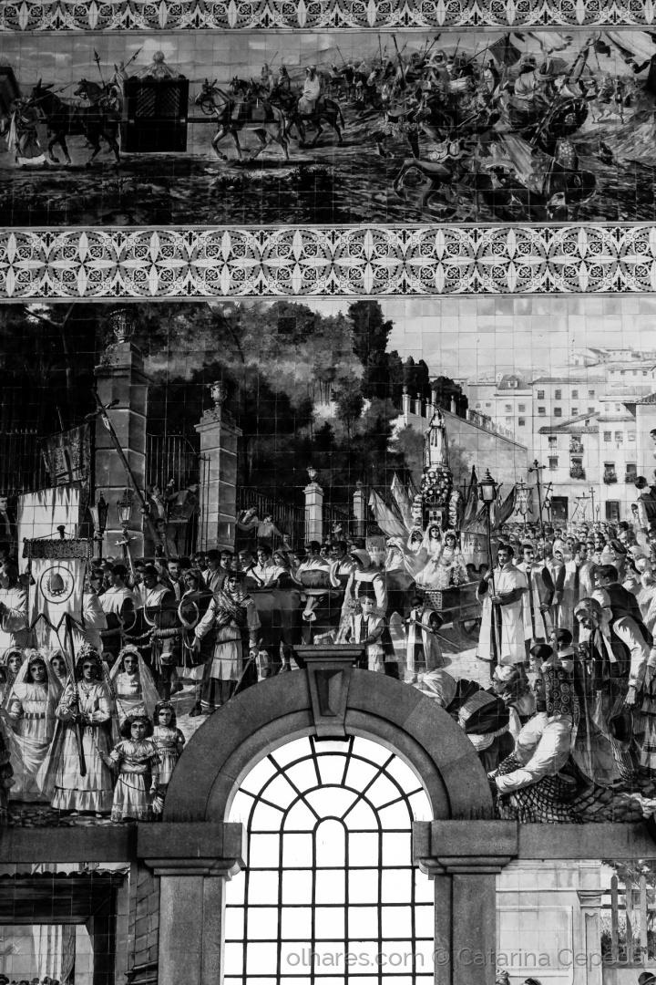 História/Histórias em Azulejos