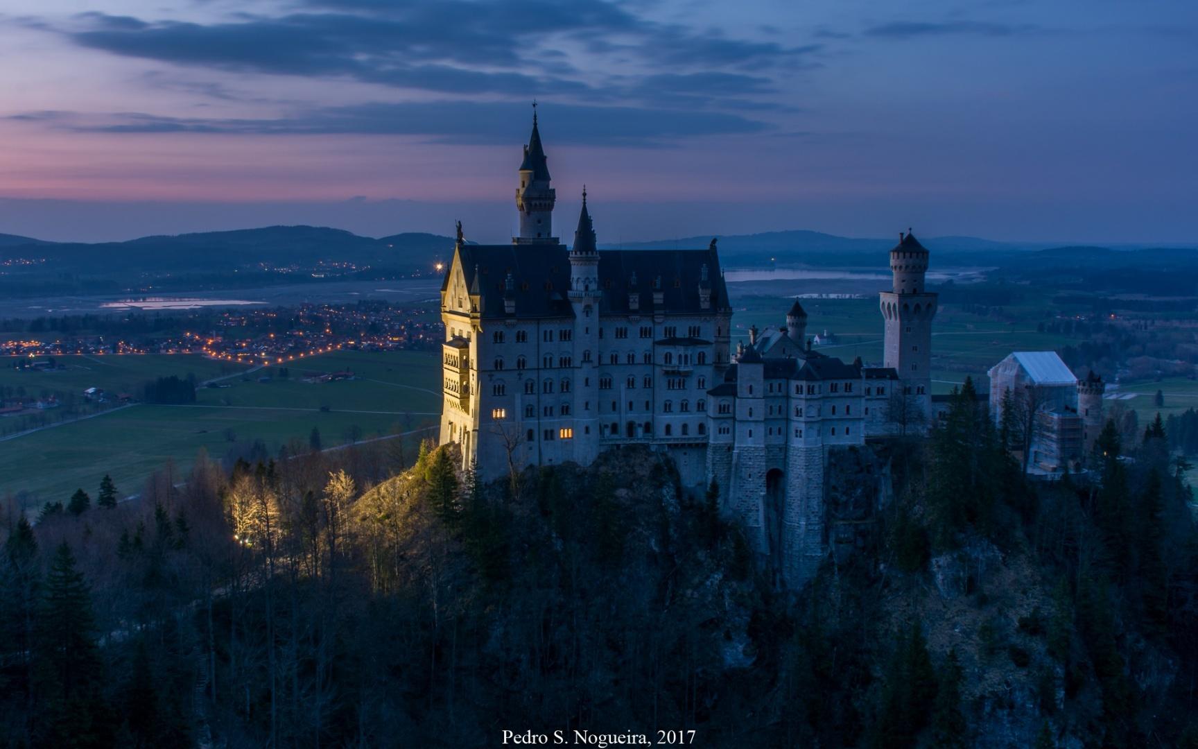 História/Neuschwanstein Castle