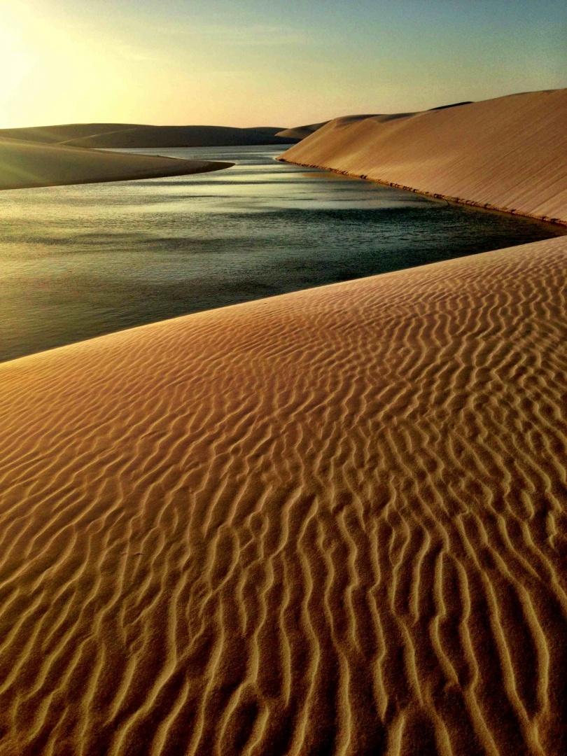Paisagem Natural/Areia 03