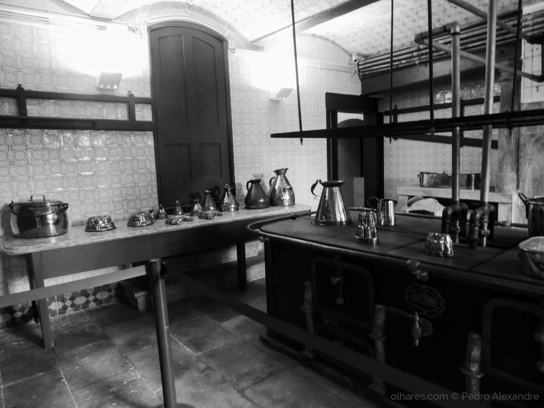 História/Cozinha do Palácio de Monserrate