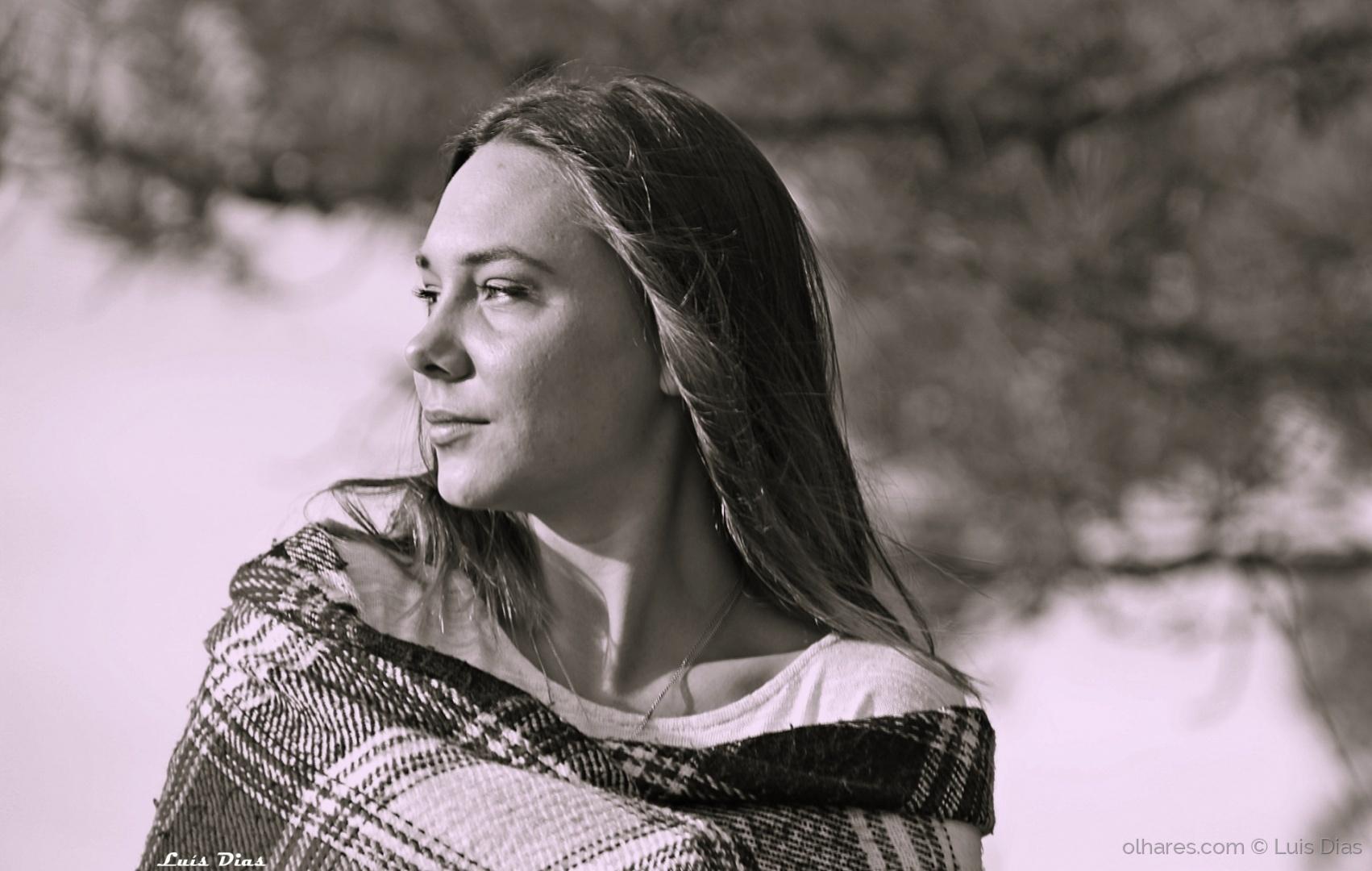 Retratos/''Inverno...dias de frio''