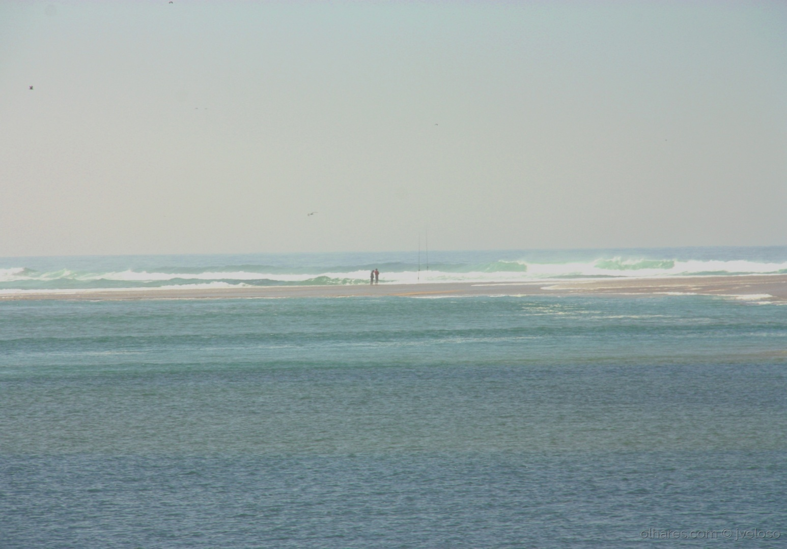 Paisagem Natural/Dia de pesca