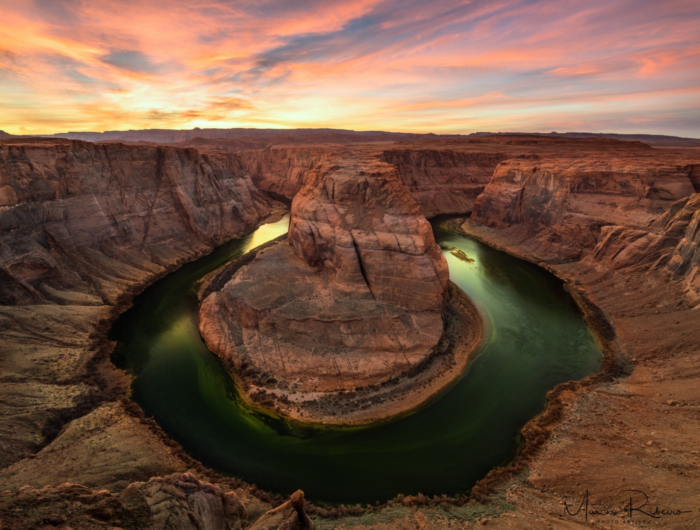 Paisagem Natural/Horseshoe bend