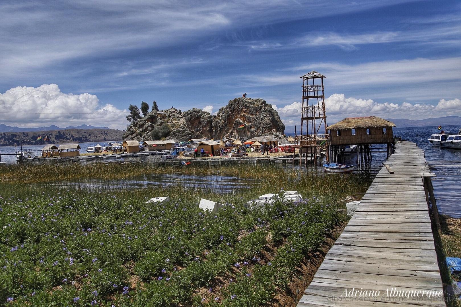 Gentes e Locais/Ilha Flutuante.